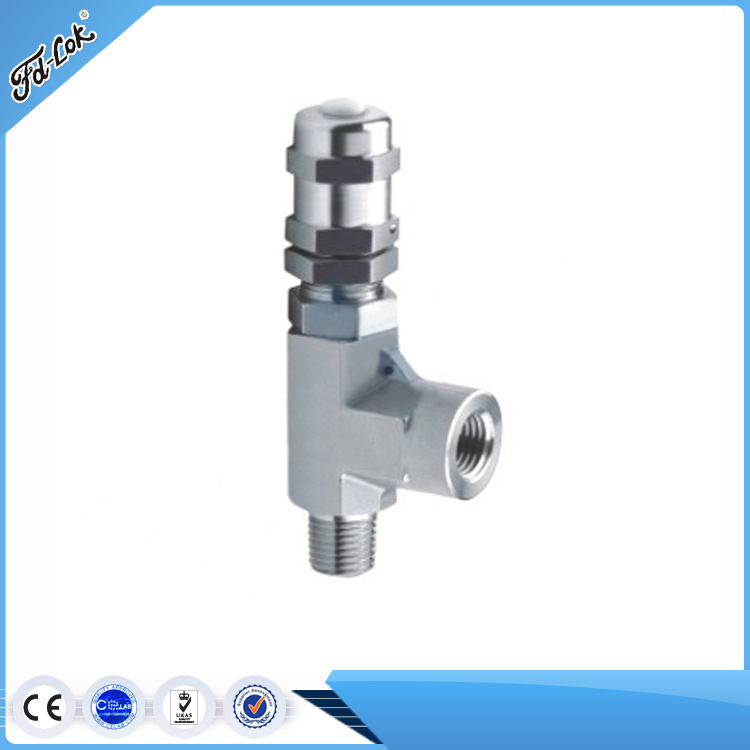 High Lift Type Forged Thread Connection Safety Relief Valves