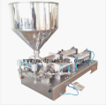 100-1000ml double heads Cream Shampoo Cosmetic Automatic Filling Machine