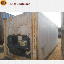 Refrigeration unit for containers of 20 feet and 40 feet