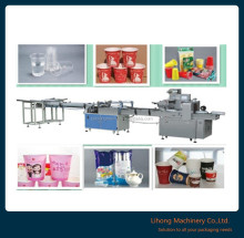 Factory Price Automatic Paper Cup Packing Machine with Stack Counting Function