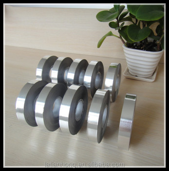 Silver Aluminum PET Foil Insulation AL+PET compsite tape