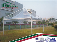 Hot sale Transparent wedding gazebo tent made in China3x3m