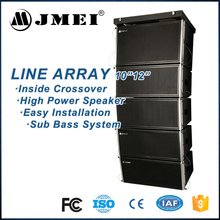 LA 2 Way Stage Audio System Professional Power Speaker Box Line Array