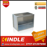 modular stainless steel prefab kitchen cabinet with long history