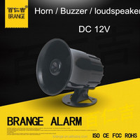 DC12V Wired Alarm Siren Horn Outdoor