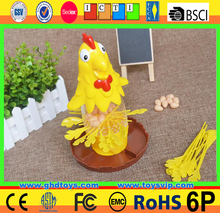 Chicken egg stick game monkey mouse game for party game
