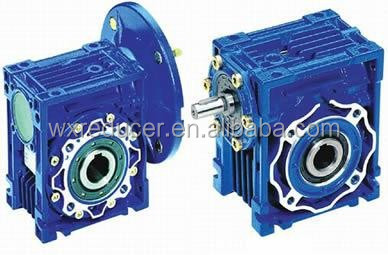 NMRV and NRV Series Reducer Compact Mechanical Self Locking Gearbox Differential Gearbox