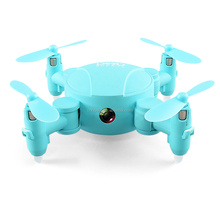 Pocket Drone JJRC DHD D4 Nano RC Drone Camera WIFI FPV 720P Camera Mini Drone With Altitude Hold for Kids Gift