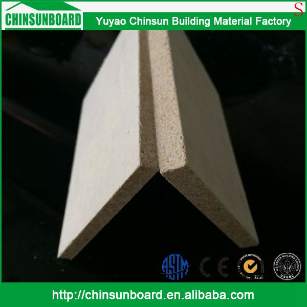 CE certificated Tested Waterproof Finely Processed Use whos sale magnesium oxide foam board