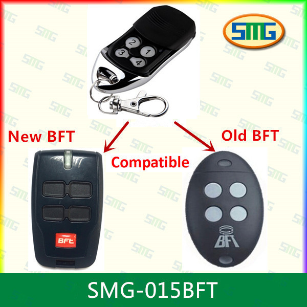 SMG bft mitto 2 gate garage compatible remote control replacement bft 433.92mhz transmitter