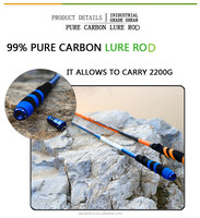 high quality popular hand fiberglass fishing rods