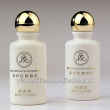 customized environmental hotel body lotion exporter for hospital