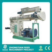 China popular wood pellet plant / biomass pellet mill for sale