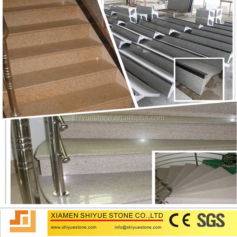 Hot sale granite stair tread for paving