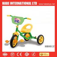 New Product Wholesale Children Tricycle 3 Wheels Car