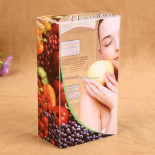 China products Custom Printable plastic folding cosmetic box packaging,cosmetic plastic box best products , gift box