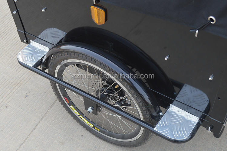 Electric Assist Pedal Cargo Bike Tricycle View Cargo Bike Zzmerck Product Details From