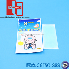Cooling gel patch/Baby fever patch/Cooling gel pad
