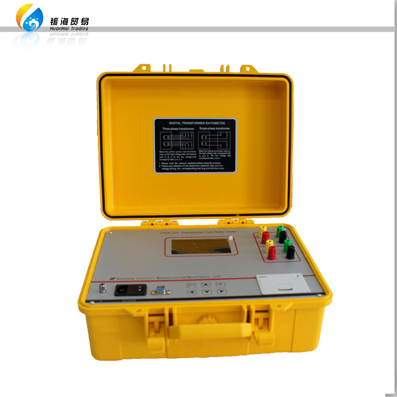TTR Automatic Transformer Turns Ratio Tester