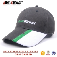 fashion style flexfit stripe baseball cap