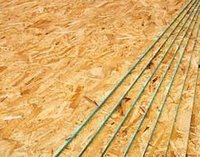 OSB Board without Veneer -15 MM ( China )