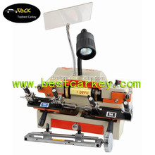 DEFU-100E1 key cutting machine duplicate key making machine for car key