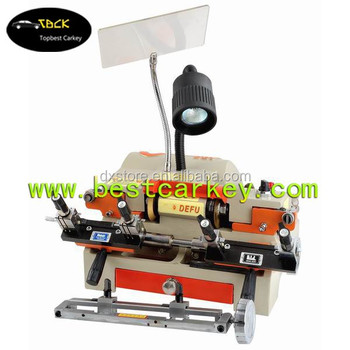 Duplicate car key making machine 16