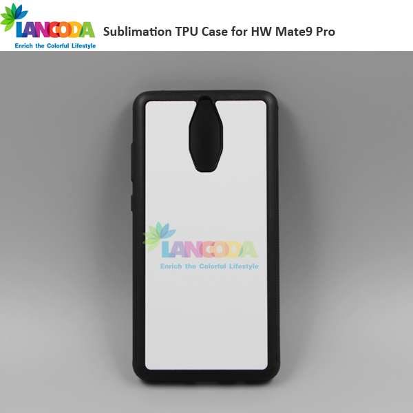 funky sublimation mobile phone TPU case for Mate9 Pro