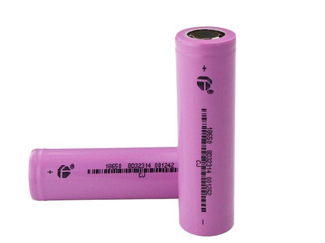 wholesale good quality 3.7v 2600mah fst cj Lithium-ion Battery 18650 Battery Cell Pack for power bank