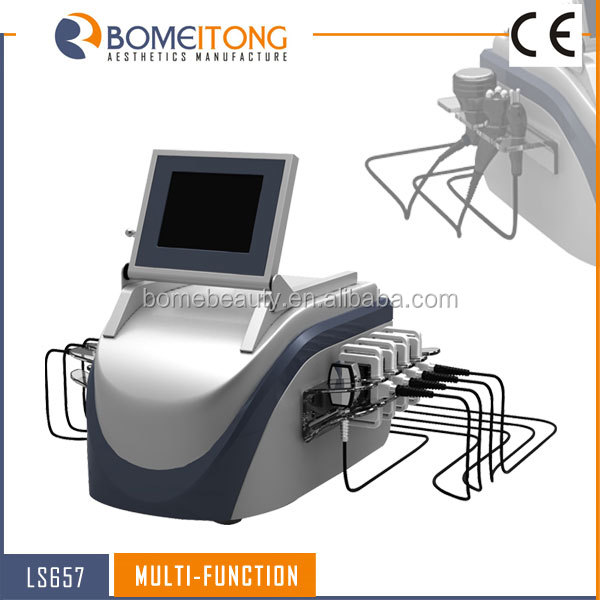 Infrared fat remove cavitation slimming rf / beauty machine