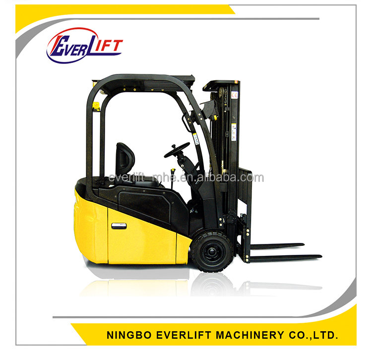 Seated battery forklift reach forklift truck high lift reach truck Electric Reach Truck