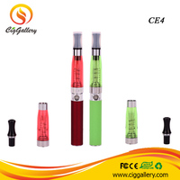 Ciggallery Hot sale ego-t ce4 e cigs starter kit electronic cigarette manufacturer china