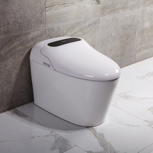 Tankless american standard automatic electric wc toilet