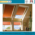 Durable aluminum roof window and skylight