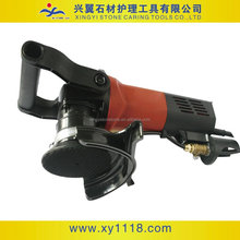 Long handle portable high working speed hand polisher CS-002