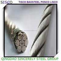8% Ni 304 STAINLESS STEEL WIRE, SHINING SS WIRE