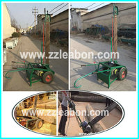 Electric Chainsaw Log Cutting Machine Wood Slasher