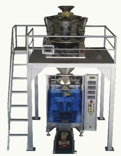 Multihead Weigher Vertical Packaging - Packing Machine