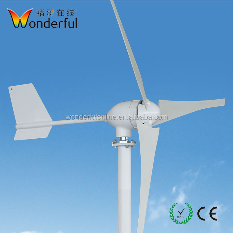 Home use alternative energy 48v 1kw <strong>wind</strong> generator kits <strong>24v</strong> 800w <strong>wind</strong> <strong>turbine</strong> made in China
