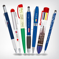 2015 Custom made Souvenirs Ballpoint Pen, Promotional metal , plastic Pen