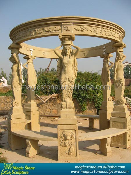 cheap garden gazebo for garden decoration