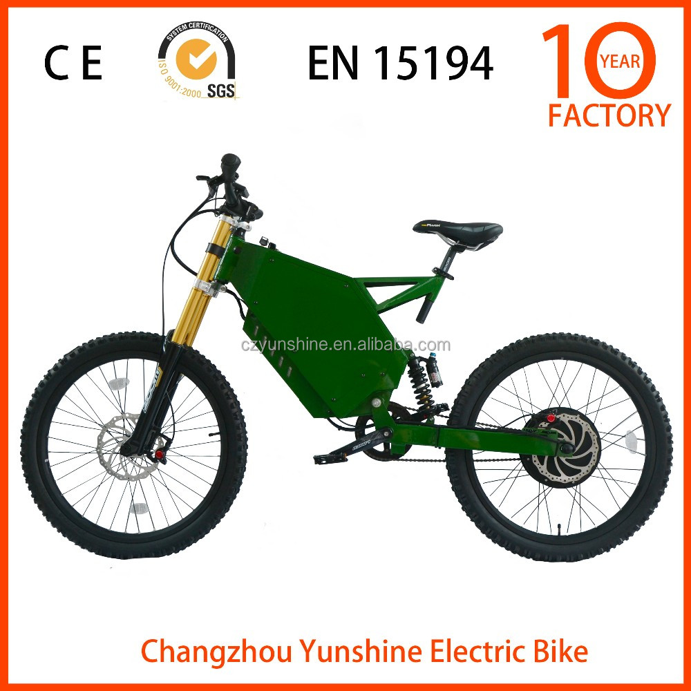 Changzhou Yunshine 48v 3000w motor electric motorcycle, bike electric 29 1000w