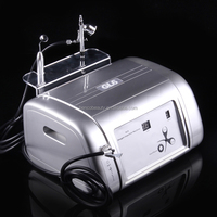 oxygen injection and oxygen spray 2 in 1 jet peel water oxygen skin rejuvenation machine