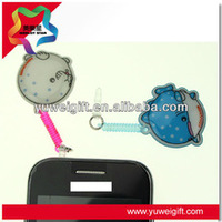 Custom Shaped Phone Anti Dust Plug