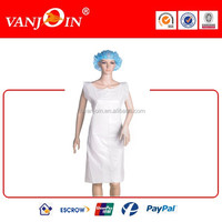 Cheap Wholesale Thick Plastic Disposable Aprons