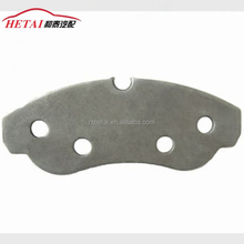 Factory Price China Back Plate Disc Brake Pads For Auto