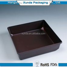 China new products plastic shoe box containers