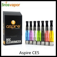 Electronic Cigarettes Best bottom coil clearomizers Aspire BDC CE5 Atomizer 1.8ohm/2.1ohm in stock