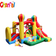 Cheap nylon bouncer/small indoor inflatable bouncer castle for kids
