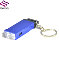 White Light Super Bright mini led flashlight keychain manufacturer in china